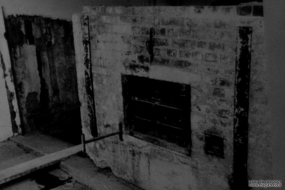 התנור הגדול במאפיה שהסתירה את אחד מפתחי הכניסה למפעל התת קרקעי