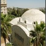 צילום מהתצפית של מגדל YMCA ירושלים - צילום: אפי אליאן