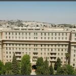 """מלון המלך דוד הסמוך למתחם ימק""""א ירושלים - צילום: אפי אליאן"""