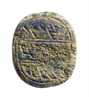 חותם מתניהו - צילום באדיבות רשות העתיקות