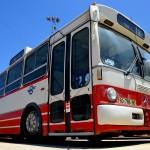 אוטובוס מוגמר תוצרת גרמניה מרצדס O-305 - צילום: אפי אליאן