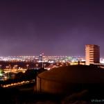 מגדל המים השני שעל גבעת יונה באשדוד - צילום: אפי אליאן