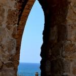 מבט לים התיכון