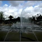 מזרקת המים הייחודית של אוטופיה