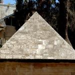 פירמידת הראש של קבר יאסון בירושלים