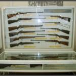 לוח כלי נשק למטרות ספורט בעלי קנה סלילי