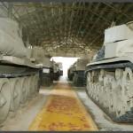 בין הטנקים