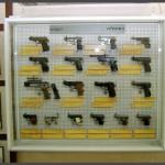 אקדחים שונים תוצרת איטליה
