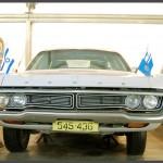 """רכב השרד של שר הביטחון משה דיין ז""""ל"""