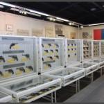 """לוחות תצוגה לאקדחים שהיו בשימוש צה""""ל מתוצרת מדינות שונות"""