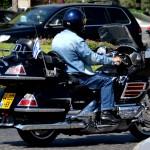 אחד מהאופנועים הקלאסיים שהגיעו למפגש
