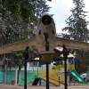 מטוס המיסטר בגן הבנים ברחובות
