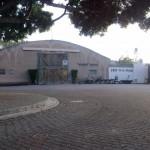 מבנה מוזיאון אוצרות בקיבוץ גבעת ברנר