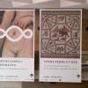 שלטי התערוכה שהופיעו בחזית מוזיאון המטרופוליטן. צילום: קובי פיש, באדיבות רשות העתיקות