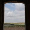 כביש 3 כפי שנצפה מחלון הקומה השניה בתחנת רכבת סורק - צילום: אפי אליאן