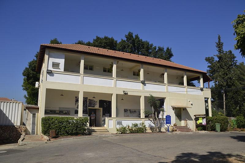 """מוזיאון כפר מל""""ל - עין חי - צילום: אפי אליאן"""