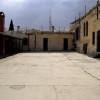 חצר הכלא הצפונית במוזיאון אסירי המחתרות - צילום: אפי אליאן