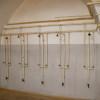 המקלחות במוזיאון אסירי המחתרות - צילום: אפי אליאן