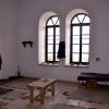 דוגמא לחדר אסירים רגילים במוזיאון אסירי המחתרות - צילום: אפי אליאן