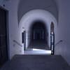 פרוזדור במוזיאון אסירי המחתרות - צילום: אפי אליאן