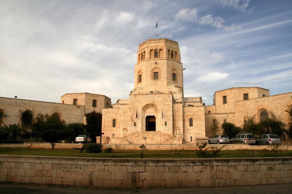 מוזיאון רוקפלר לארכיאולוגיה בירושלים. צילום: יולי שוורץ, באדיבות רשות העתיקות