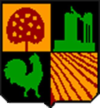 סמל העיר אבן יהודה