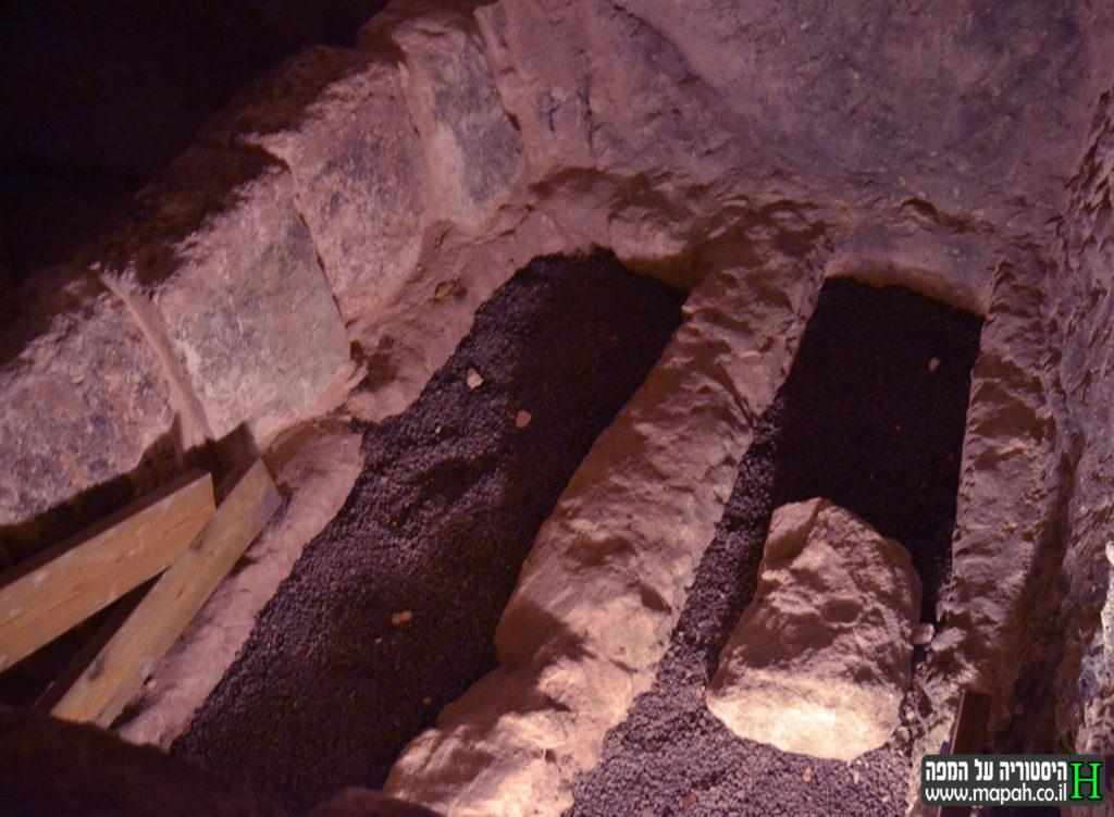 קברו המשוער של רבי יהודה הנשיא בבית שערים - צילום: אפי אליאן