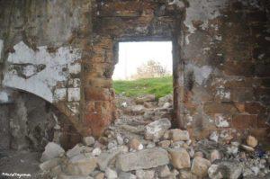 כניסה לחדר הקטן בנבי רובין - צילום: מיטל טרגרמן