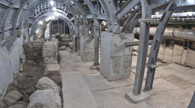 עדויות כבנות 2000 שנה של הקרב האחרון על ירושלים