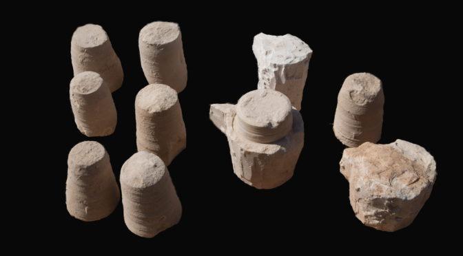 תגלית נדירה! מחצבה לייצור כלי אבן מתקופת בית שני נחשפה בגליל