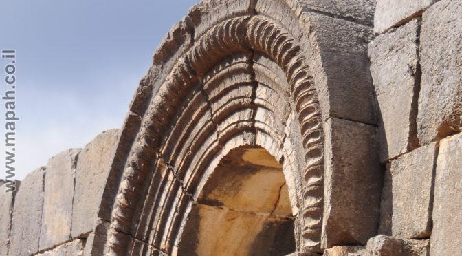 ביקור בבית הכנסת העתיק ברעם / חלק ראשון